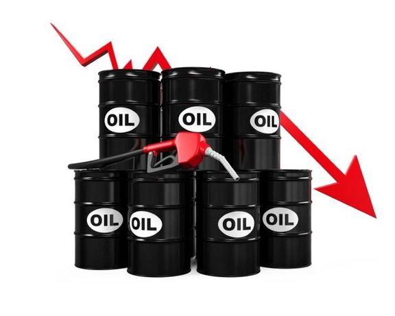 افت قیمت نفت تحت تاثیر رشد غیرمنتظره ذخایر نفت آمریکا