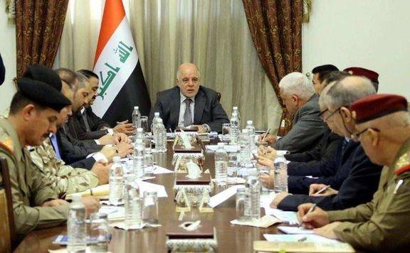 عراق: از موضع العبادی درباره ایران سوء برداشت شده است