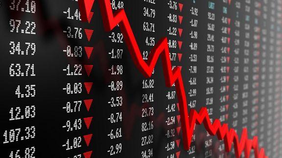 بورس امروز 7 هزار واحد ریزش کرد/ ریسک سرمایهگذاری در بورس بالا رفت