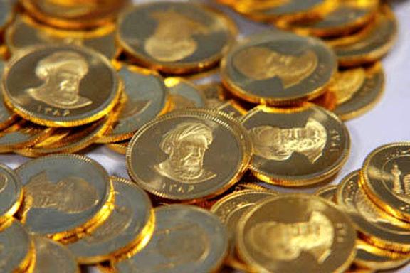 قیمت سکه  به ۴ میلیون و ۹۰۰ هزار تومان رسید