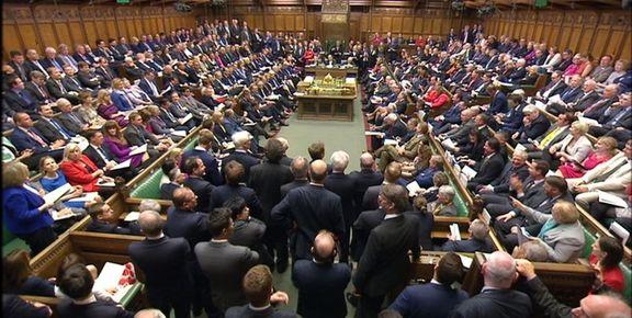 پارلمان انگلیس طرح ممانعت از برگزیت بیتوافق را تصویب کرد