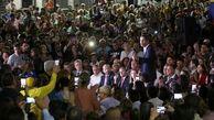 اپوزیسیون ونزوئلایی به کشور خود بازگشت