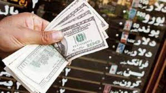 قیمت دلار به ٢۶ هزار و ۶۵۰ تومان رسید