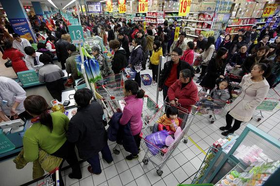فعالیت کارخانجات چین بالاترین مقدار یک دهه اخیر را ثبت کرد