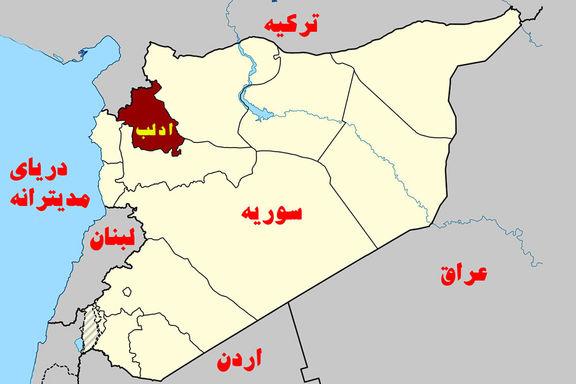 تروریست ها سلاح های سنگین خود را از خط تماس در ادلب تخلیه کردند