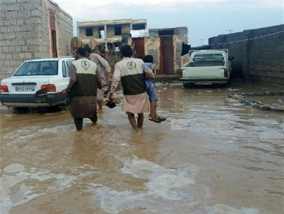 بیست هزار هکتار باغ و مزرعه در سیستان و بلوچستان تخریب شد