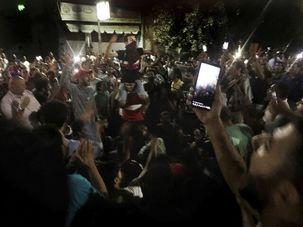 تنش ها در مصر ادامه دار شد/دستگیری معترضان مصری