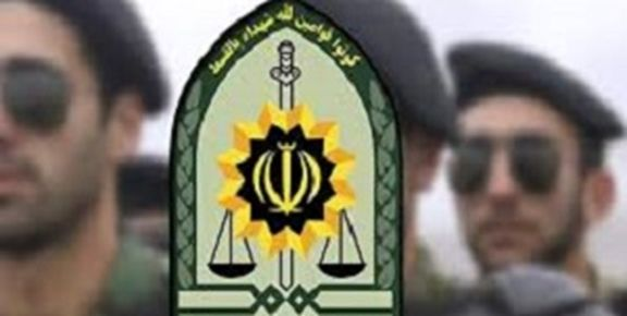 درگیری یک فرد با مامور نیروی انتظامی در بیمارستان خرمشهر