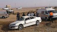 واژگونی مرگبار پژو پارس جان 8 نفر را گرفت