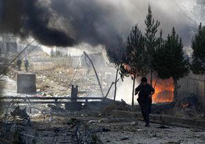 انفجار خودروی بمبگذاری شده در  افغانستان