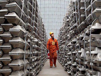 تولید جهانی آلومینیوم ۱۷۴ هزار تن افزایش یافت