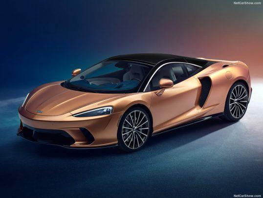 مشخصات فنی مکلارن GT + قیمت