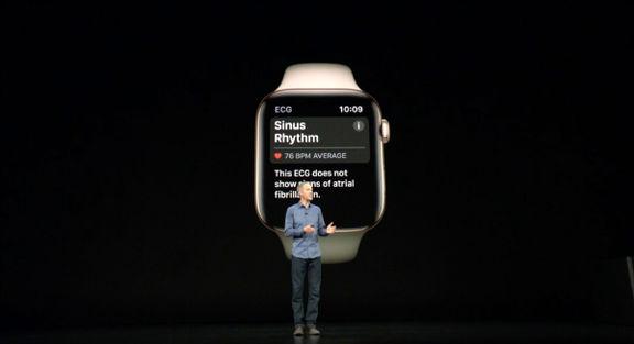 قیمت اپل واچ سری ۴ مشخص شد
