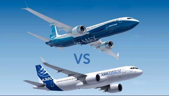 بوئینگ با مکس 737 باعث جلوزدن ایرباس از خود شد