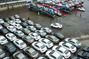 کرونا چه بلایی سر فروش کارخانه های خودروسازی چینی آورد؟