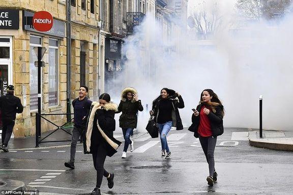 شکست ماکرون در برابر اعتراضات فرانسه / افزایش قیمت سوخت لغو میشود