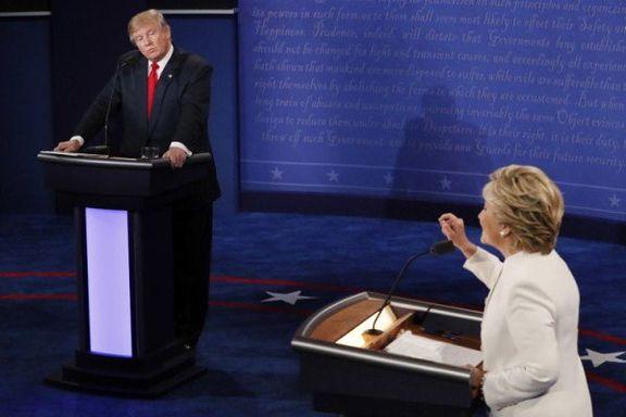 هیلاری کلینتون : هیچ تبانی و اخلالی در انتخابات ریاست جمهوری انجام ندادم