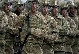 ارتش آمریکا برای سرکوب معترضان وارد خیابانها شد + فیلم