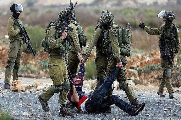 تنش ها دوباره در کرانه باختری افزایش یافت/دستگیری بسیاری از فلسطینی ها در شب گذشته