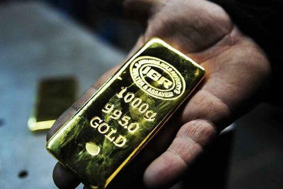 قیمت جهانی طلا به به ۱,۸۱۲ دلار رسید