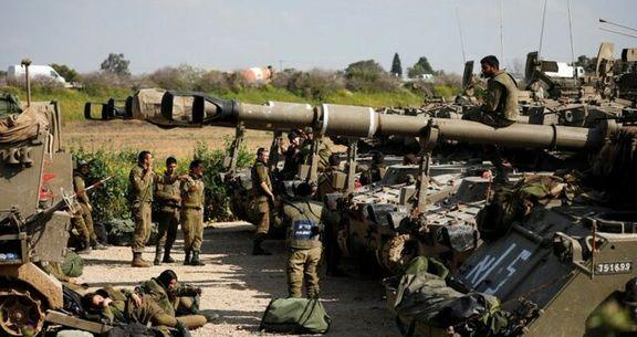 آماده باش ارتش اسرائیل از ترس راهپیمایی میلیونی بازگشت
