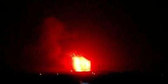 کشته شدن 18 ایرانی در حمله موشکی به حومه حماة و حلب در سوریه