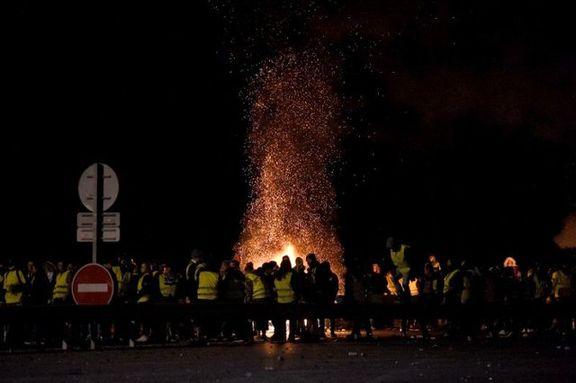 ادامه اعتراضات در فرانسه توسط جلیقه زردها / فراخوان برای ادامه اعتراضات به دلیل سیاست های اقتصادی ماکرون