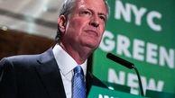 شهردار نیویورک رقیب ترامپ در انتخابات ۲۰۲۰