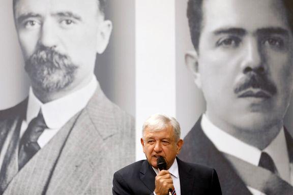 ولادیمیر پوتین با رئیس جمهور مکزیک دیدار می کند