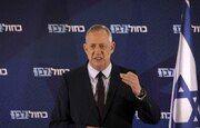 بنی گانتس حماس را به حملات سخت تهدید کرد