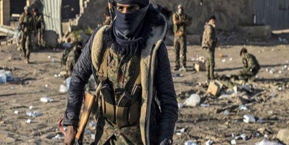 حمله انتحاری داعش به شبه نظامیان نیروهای دموکراتیک سوریه
