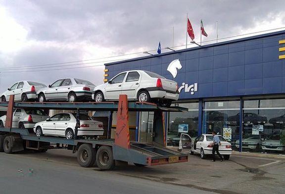 تا دوم شهریور 20 هزار خودرو به مشتریان تحویل داده میشود
