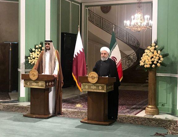 روحانی: امیدواریم شاهد مناسبات وسیعتر دو کشور و به نفع دو ملت و کل منطقه باشیم