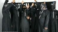 داعش فیلم بیعت عاملان انتحاری انفجارهای سریلانکا با ابوبکر بغدادی را منتشر کرد