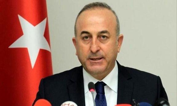وزیرخارجه ترکیه: از اس 400 ها استفاده می کنیم آن ها را برای انبار کردن نخریدیم