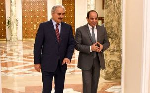 ترکیه نسبت به توافق مصر با خلیفه حفتر واکنش نشان داد