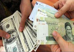 کاهش ریسک سیاسی دلار را نزولی میکند