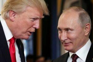 ترامپ در مورد بحران کرونا با ولادیمیر پوتین تماس تلفنی گرفت