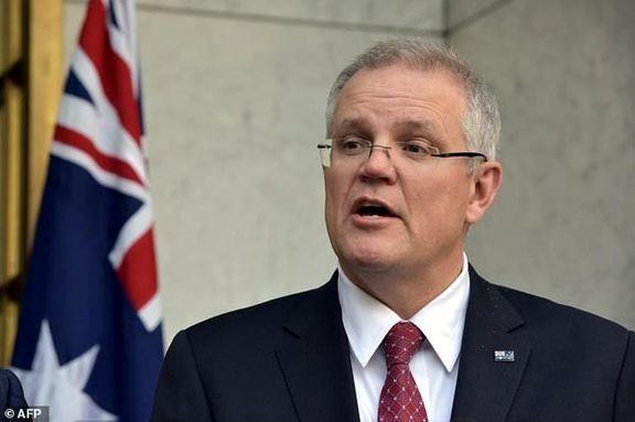 استرالیا از ایران دفاع کرد
