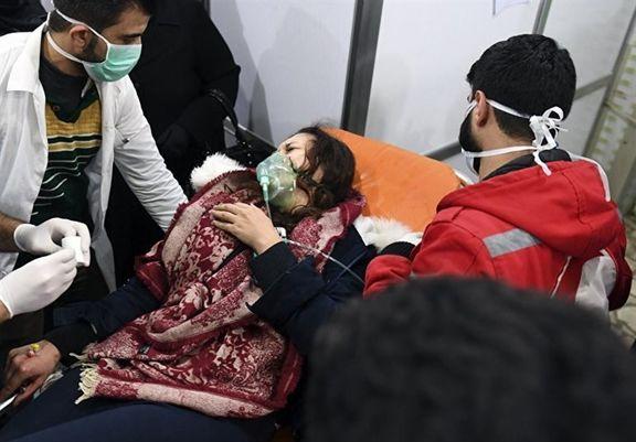 آمریکا حامیان دولت سوریه را به استفاده از گاز اشک آور متهم کرد