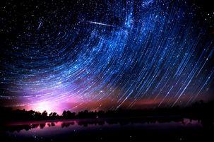 تاریخ رویدادهای ستاره شناسی در سال 98  اعلام شد/بارش شهابی در تاریخ 16 اردیبهشت