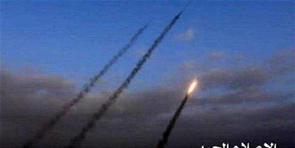 یگان موشکی یمن منطقه «عسیر» عربستان را بمباران کردند