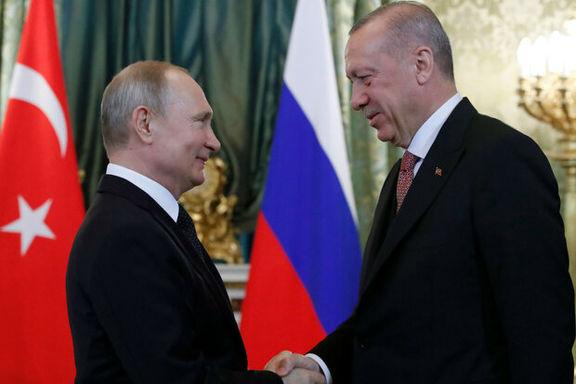 پرداخت های دوجانبه روسیه و ترکیه با روبل و لیر