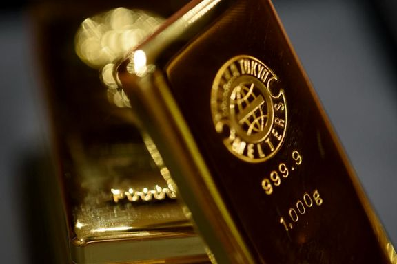 قیمت جهانی طلا تا پایان سال به 1575 دلار در هر اونس میرسد