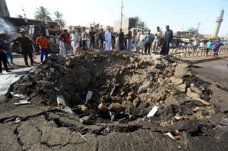 حمله تروریستی در دیالی عراق ۱۴ کشته و زخمی برجای گذاشت