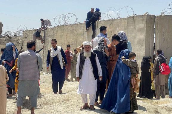 آمریکا پناهجویان افغان را به اوگاندا میفرستد