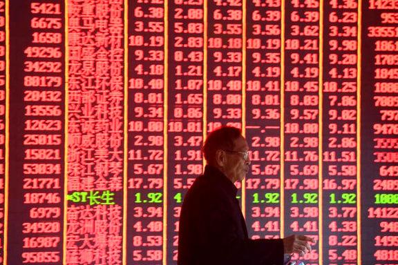 شاخص های سهام آسیا هم ریزش کرد