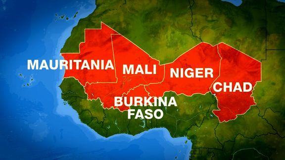 نیجر چندین اردوگاه گروههای مسلح را در مرز بورکینافاسو نابود کرد