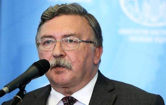 اولیانوف: لغو تحریمها، شرط اساسی موفقیت مذاکرات وین است