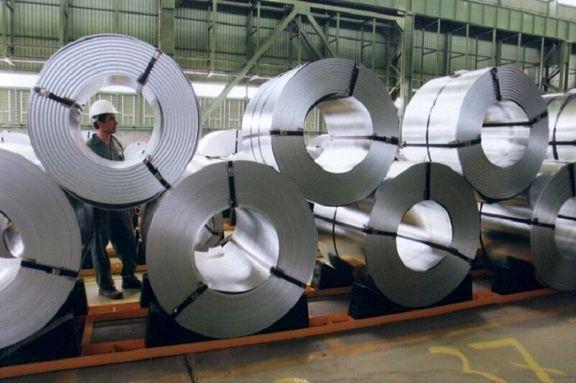 دادوستد ۶ هزار تن ورق گالوانیزه خودرو در بورس کالا